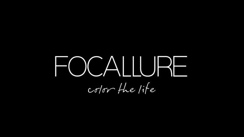 Focallure - Logo & Slogan