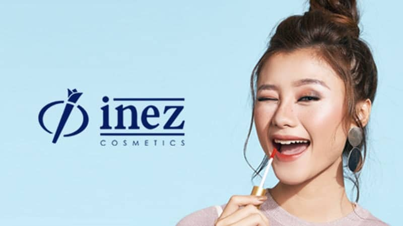 Inez - Logo dan Kosmetik