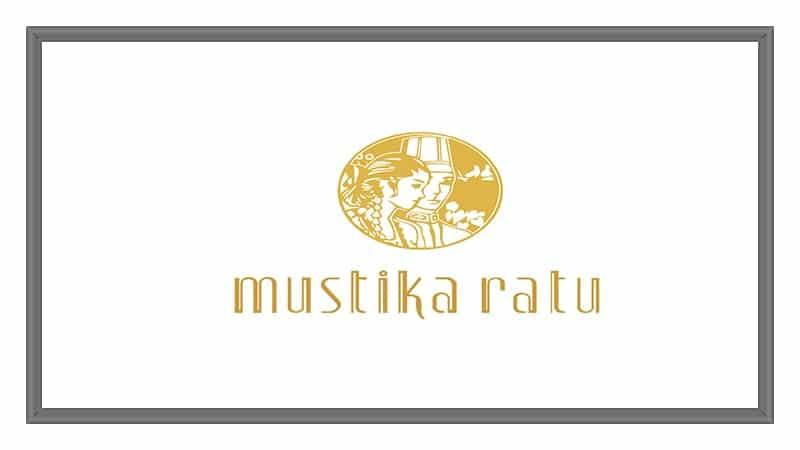 Mustika Ratu - Logo