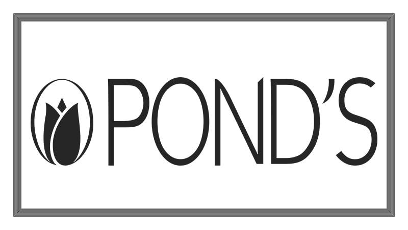 Pond's - Logo