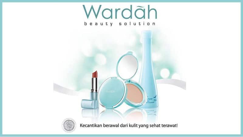 Wardah - Logo dan Kosmetik