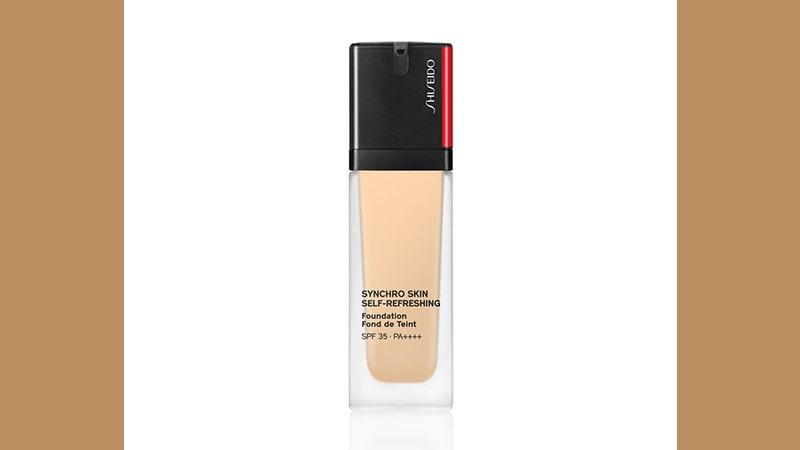 Macam Produk Foundation Shiseido - Synchro Skin Self Refreshing Foundation