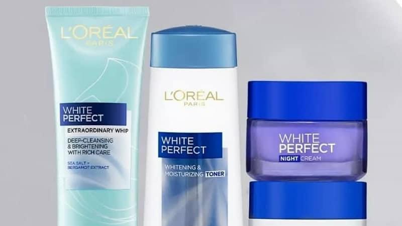Produk Loreal untuk Wajah - White Perfect