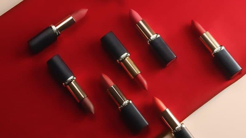 Produk Loreal untuk Wajah - Lipstick