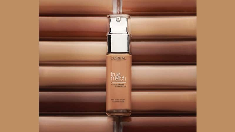Jenis Produk Foundation Loreal - True Match Super Blendable Foundation