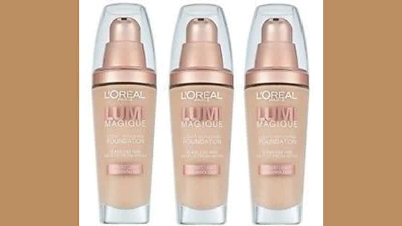 Jenis Produk Foundation Loreal - Lumi Magique Light Infusing Foundation