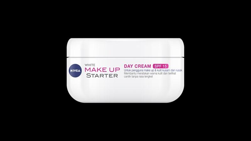 Produk Nivea untuk Wajah - Day Cream Makeup Starter