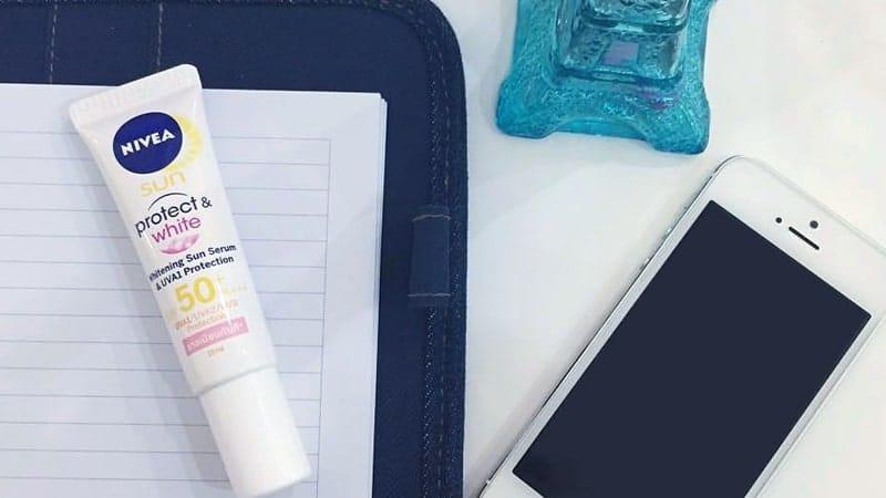 Produk Nivea untuk Wajah - Serum Sunscreen