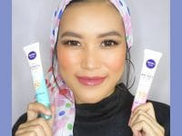 Suncreen Nivea untuk Wajah - Protect and White