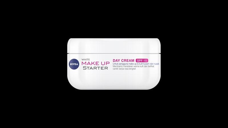 Make Up Starter White Day Cream