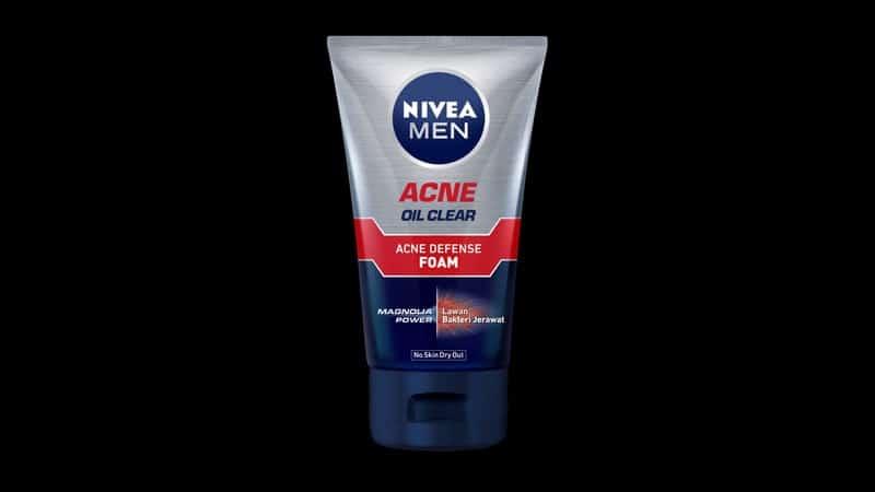 Nivea Face Wash - Acne Defense Foam