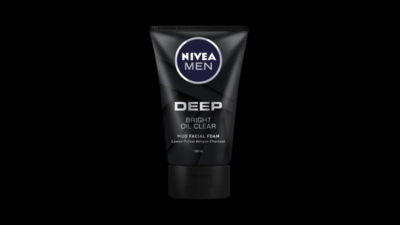 Nivea Face Wash - Deep Mud Facial Foam
