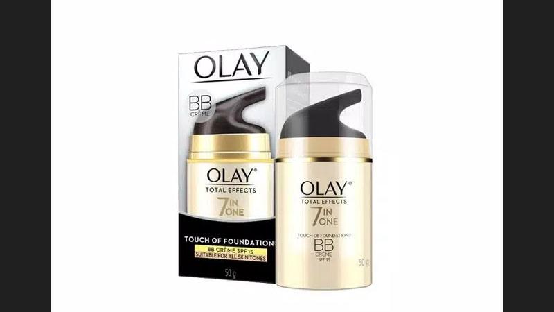 Rangkaian Produk Olay Total Effect - BB Cream