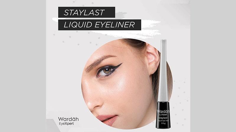 Jenis-Jenis Eyeliner Wardah - EyeXpert Staylast Liquid