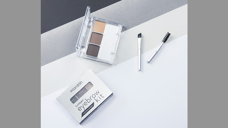 Macam-Macam Eyebrow Wardah - EyeXpert Eyebrow Kit