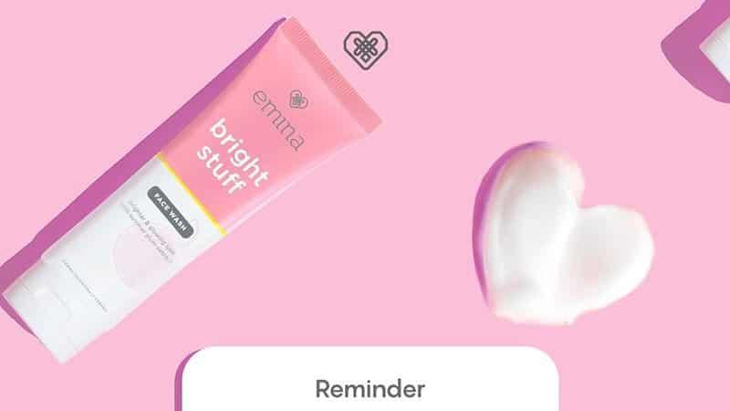 Macam-Macam Face Wash Emina - Bright Stuff Face Wash