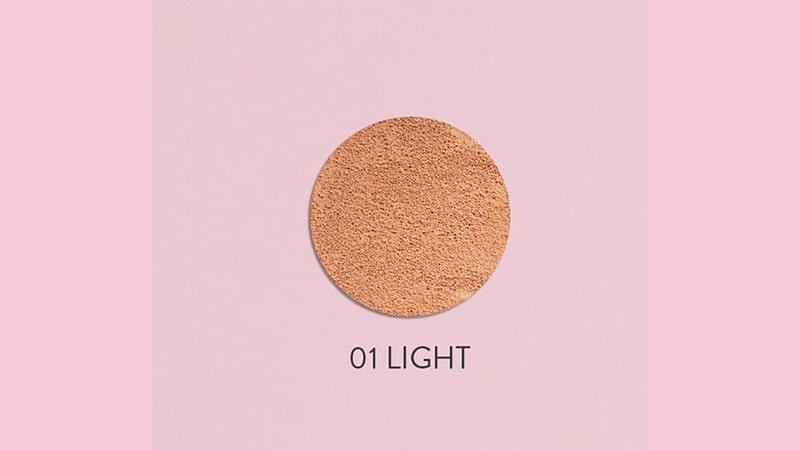 Shade Emina Bare With Me Mineral Cushion - Light
