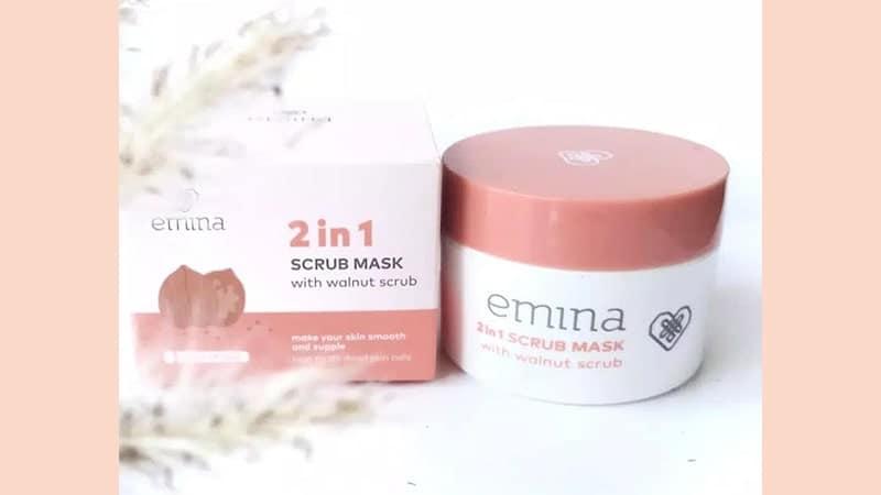 Harga Masker Emina - Scrub Mask