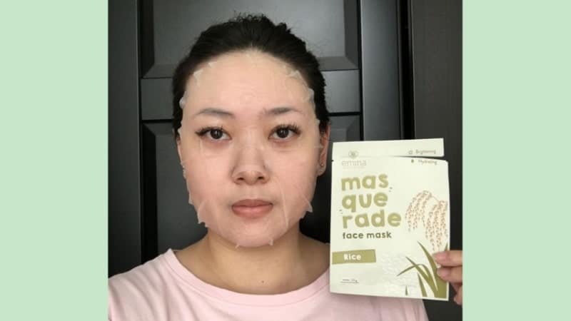 Varian Sheet Mask Emina - Masquarade Face Mask