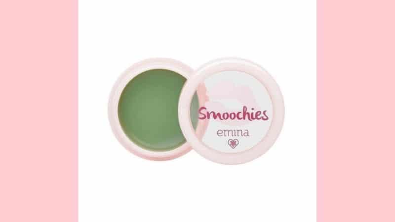 Harga Lip Balm Emina - Smoochies Lip Balm Cucumber Juice