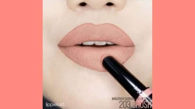 Cliquematte Lip Stylo 203 Crush