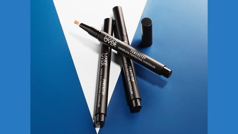 Rekomendasi Make Up untuk Pemula Merk Make Over - Powerstay Under Eye Perfecting Concealer
