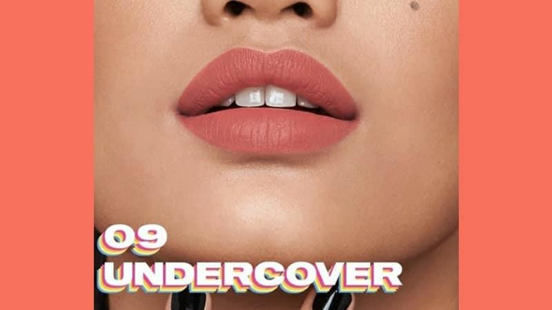 Lipstik Make Over untuk Kulit Sawo Matang - Color Hypnose Creamy Lipmatte 09 Undercover