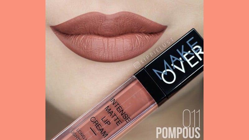 Intense Matte Lip Cream 011 Pompous
