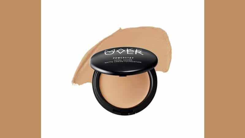 Powerstay Total Cover Matte Cream Foundation W42 Warm Sand