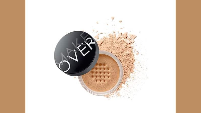 Bedak Make Over untuk Kulit Sawo Matang - Silky Smooth Translucent Powder 04 Toffee