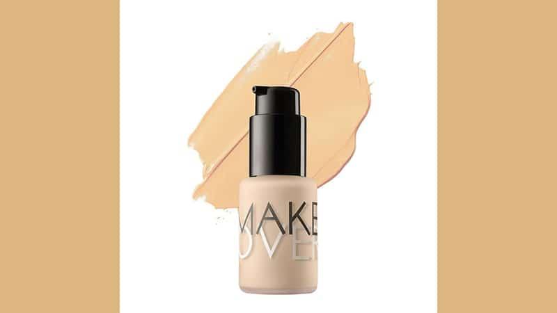 Foundation Make Over untuk Kulit Kuning Langsat - Ultra Cover Liquid Matte Foundation 08 Pearl
