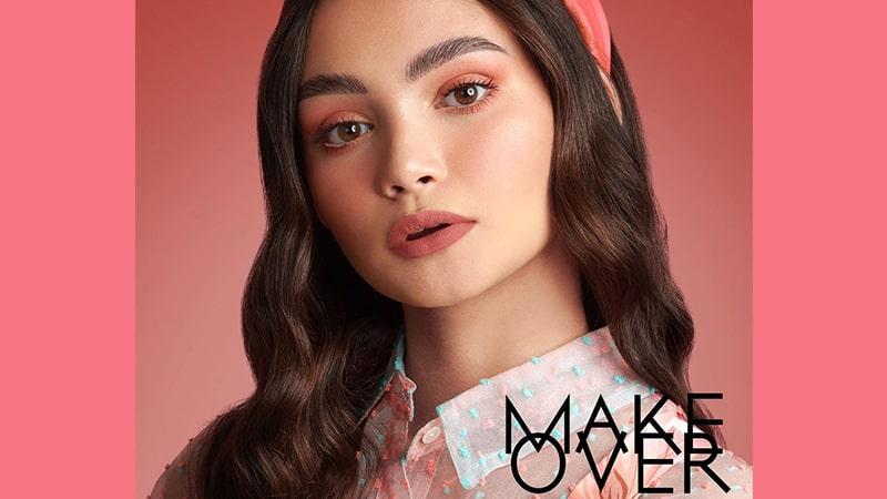 Tutorial Make Up Make Over - Pinkish Make Up
