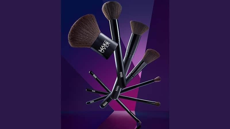 Alat Make Up Make Over - Brushes