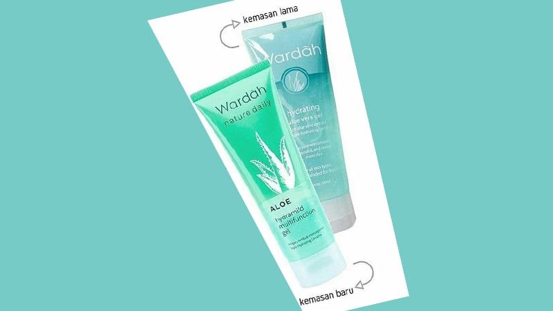 Fungsi dan Harga Primer Wardah - Hydrating Aloe Vera Gel / Aloe Hydramild Multifunction Gel