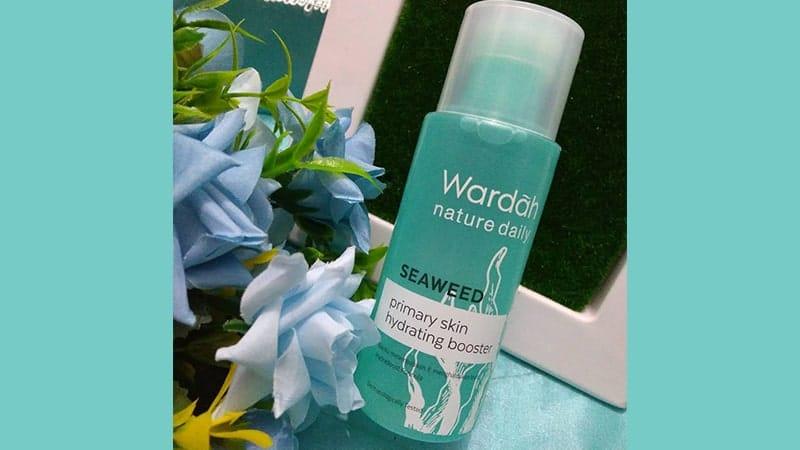 Fungsi dan Harga Primer Wardah - Nature Daily Seaweed Primary Skin Hydrating Booster