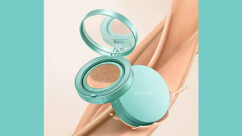 Macam-Macam Cushion Wardah - Exclusive Flawless Cover Cushion