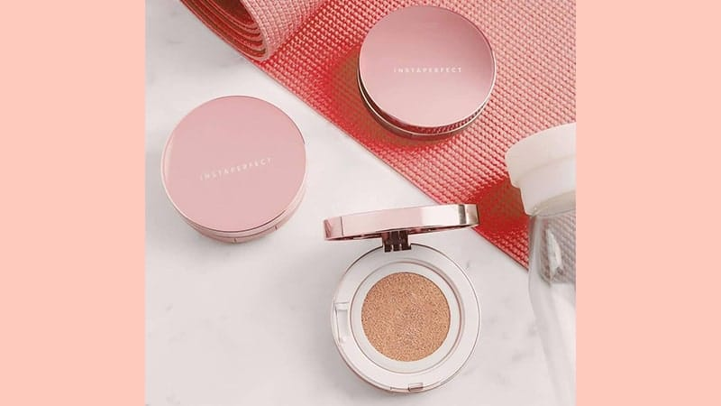 Macam Cushion Wardah - Instaperfect Mineralight Matte BB Cushion