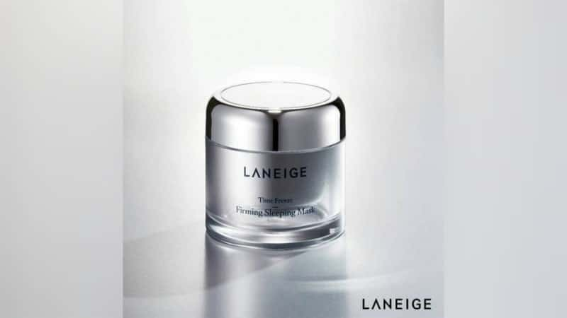Masker Anti Aging Terbaik - Laneige Time Freeze Firming Sleeping Mask