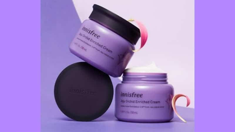 Cream Anti Aging Terbaik - Innisfree Orchid Enriched Cream