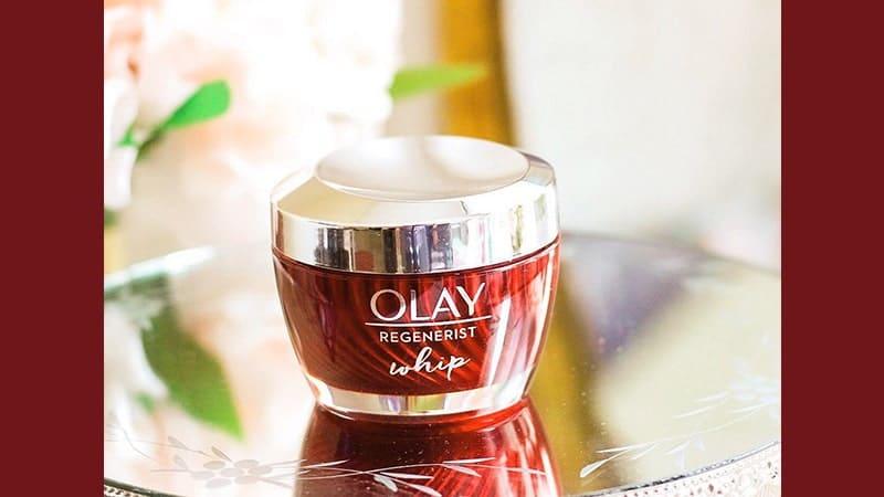 Cream Anti Aging untuk Kulit Berminyak - Olay Regenerist Whip UV