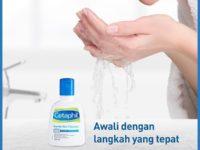 Facial Wash yang Cocok untuk Kulit Sensitif - Cetaphil