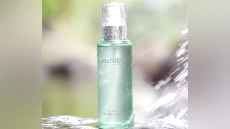 Review Avoskin Hydrating Treatment Essence - Kemasan