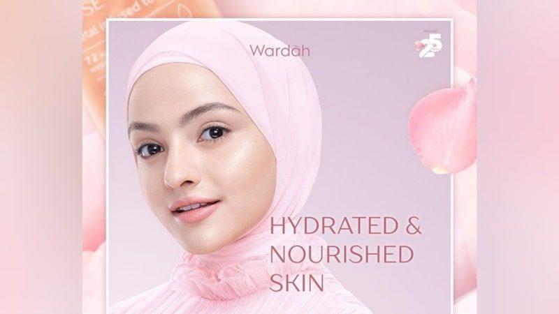 Produk Wardah untuk Kulit Kering - Hydrated Skin