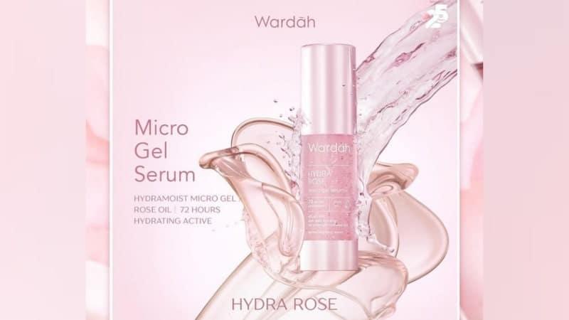Hydra Rose Micro Gel Serum