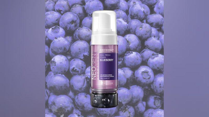 Neogen Dermalogy Real Fresh Foam Blueberry