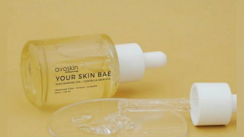 Serum Avoskin untuk Jerawat - Your Skin Bae Niacinamide 12% + Centella Asiatica