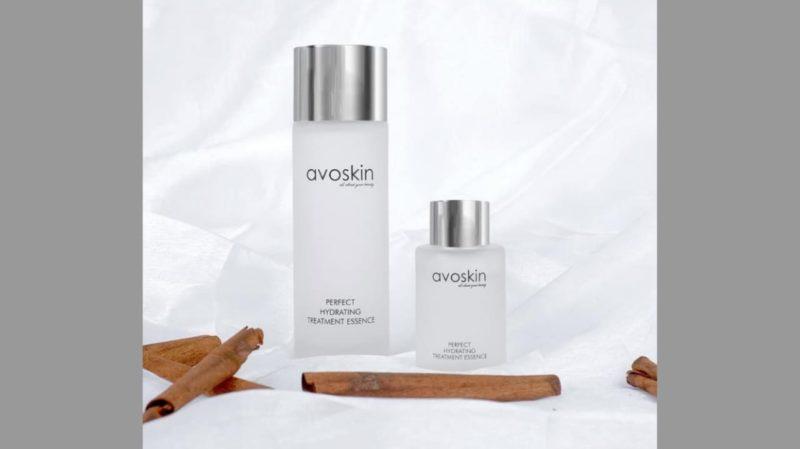 Review Avoskin Perfect Hydrating Treatment Essence - Kemasan