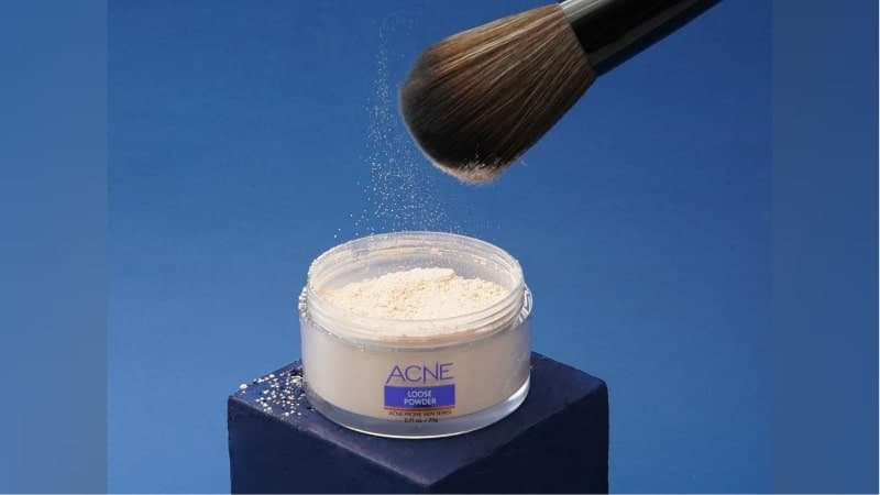 Acne Loose Powder