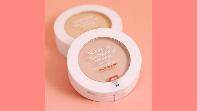 Merk Bedak Non Comedogenic - Neutrogena SkinClearing Mineral Powder