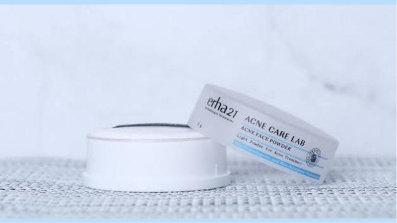 Erha 21 Acne Care Lab Face Powder